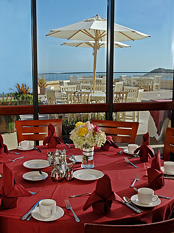 Villa Graziadio Executive Center: Dining